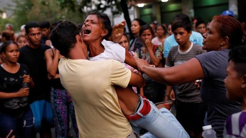 Cháy nhà tù ở Venezuela, 68 người thiệt mạng - ảnh 1