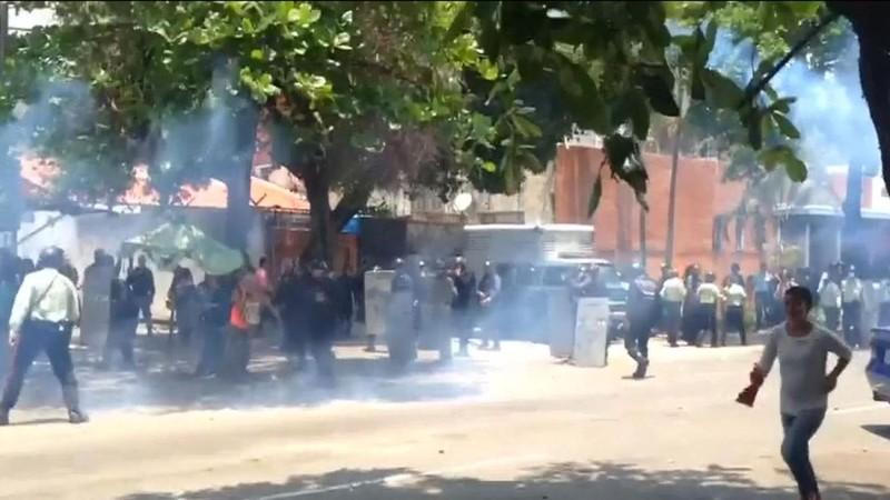 Cháy nhà tù ở Venezuela, 68 người thiệt mạng - ảnh 2