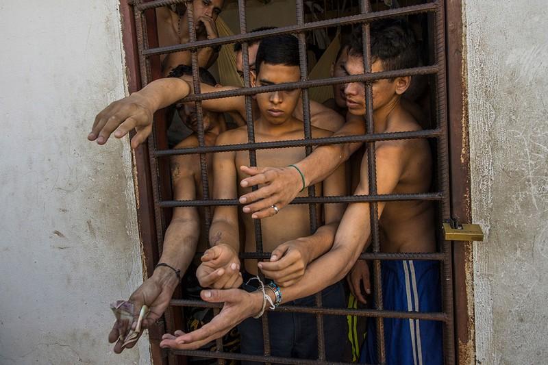 Cháy nhà tù ở Venezuela, 68 người thiệt mạng - ảnh 3