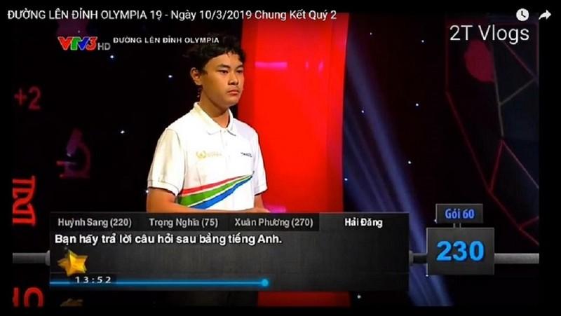 Khánh Hòa lần đầu tiên đón cầu truyền hình Olympia - ảnh 1
