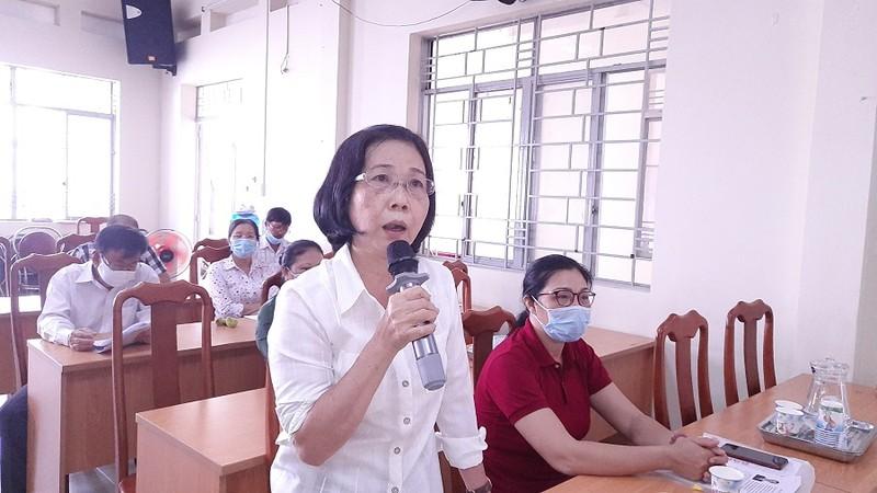 Cử tri Tân Phú, TP.HCM: Mong trị nghiêm nạn xâm hại trẻ em - ảnh 1