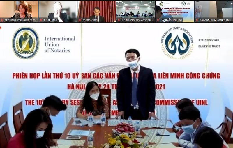 Thúc đẩy công chứng số tại Việt Nam trước bối cảnh dịch COVID-19 - ảnh 1