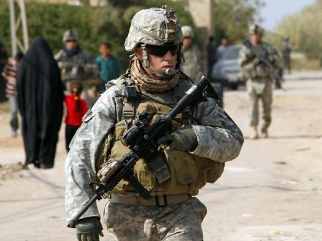 Mỹ lập thêm 2 căn cứ quân sự gần Syria  - ảnh 1