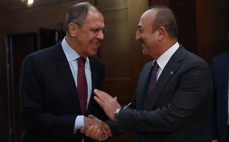 Nga, Thổ Nhĩ Kỳ nhất trí phối hợp về Syria  - ảnh 1