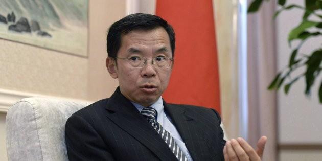 Đại sứ Trung Quốc 'xỉ vả' Canada  - ảnh 1