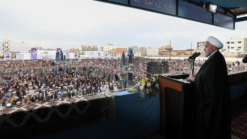 Iran quyết phóng vệ tinh bất chấp Mỹ - ảnh 1