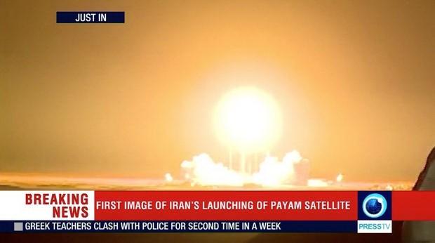 Iran quyết phóng vệ tinh bất chấp Mỹ - ảnh 2