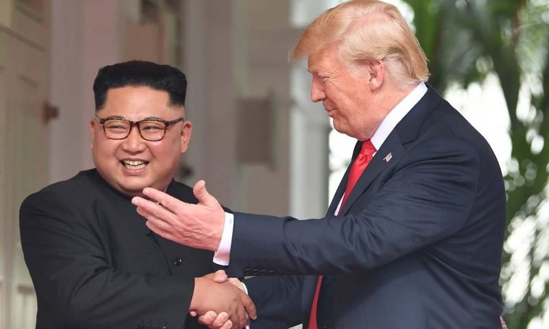 Ông Trump và ông Kim 'dự định gặp nhau ở Đà Nẵng' - ảnh 1