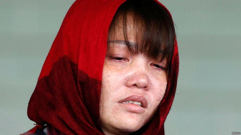 Yêu cầu Bộ trưởng Tư pháp Malaysia lý giải vụ Đoàn Thị Hương - ảnh 1