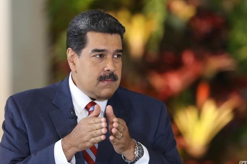 Ông Maduro tuyên bố đặt quân đội trong tình trạng báo động - ảnh 1