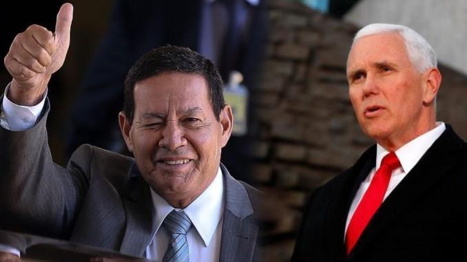 Mỹ, Brazil bàn cách 'siết' ông Maduro - ảnh 1