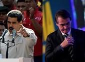 Venezuela dọa sẽ trả đũa mạnh Brazil - ảnh 1