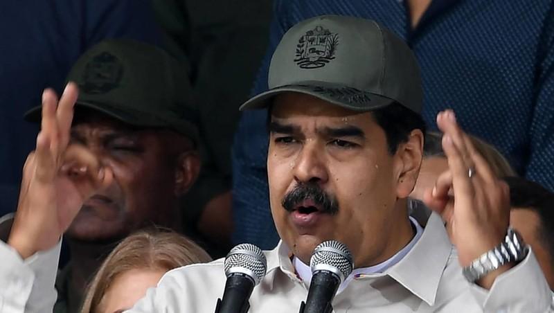 Ông Maduro đòi Bồ Đào Nha trả 1,7 tỉ USD - ảnh 1