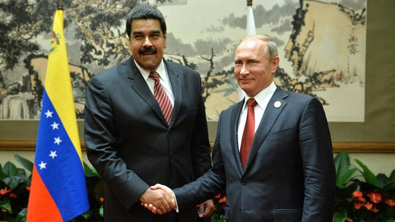 Nga nói Venezuela trả nợ đúng hạn bất kể trừng phạt - ảnh 1