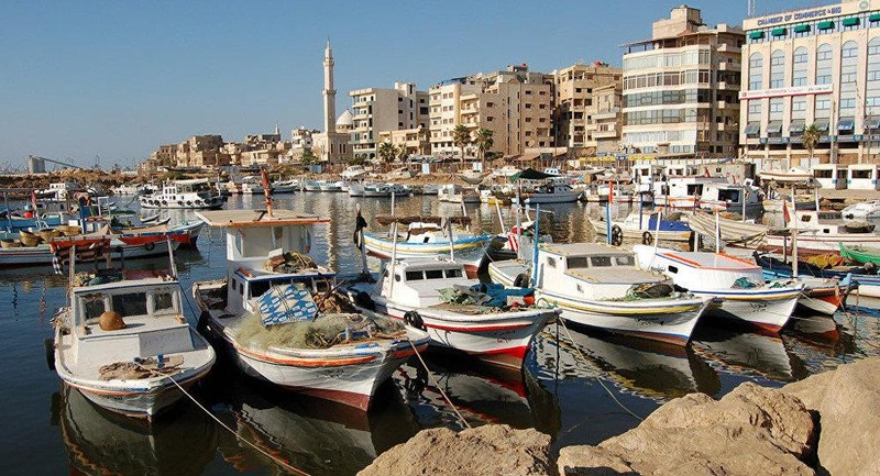 Nga sắp chính thức thuê cảng Tartus của Syria trong 49 năm - ảnh 1
