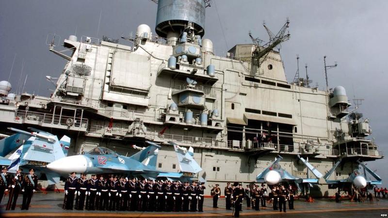 Nga sắp chính thức thuê cảng Tartus của Syria trong 49 năm - ảnh 2
