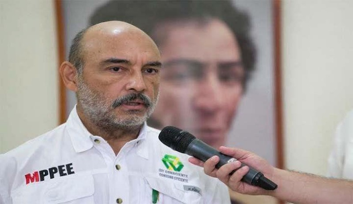 Ông Maduro thay bộ trưởng điện lực - ảnh 1