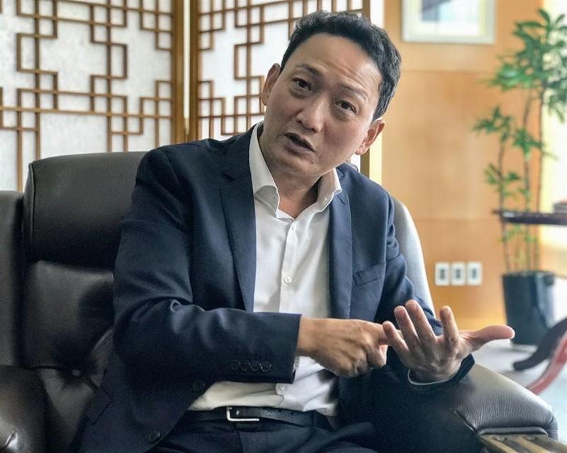 Phạm luật chống tham nhũng, Đại sứ Hàn Quốc tại VN mất chức - ảnh 1