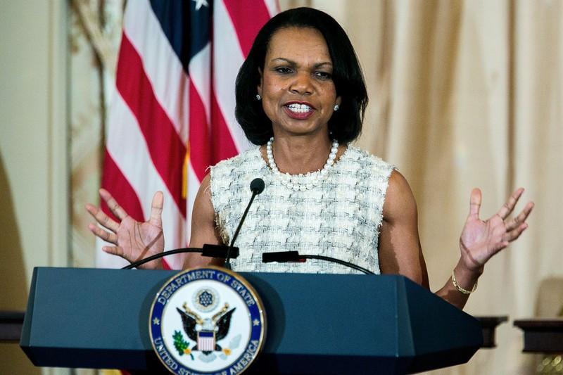 Bà Condoleeza Rice nói gì về ý muốn công nghệ của TQ? - ảnh 1