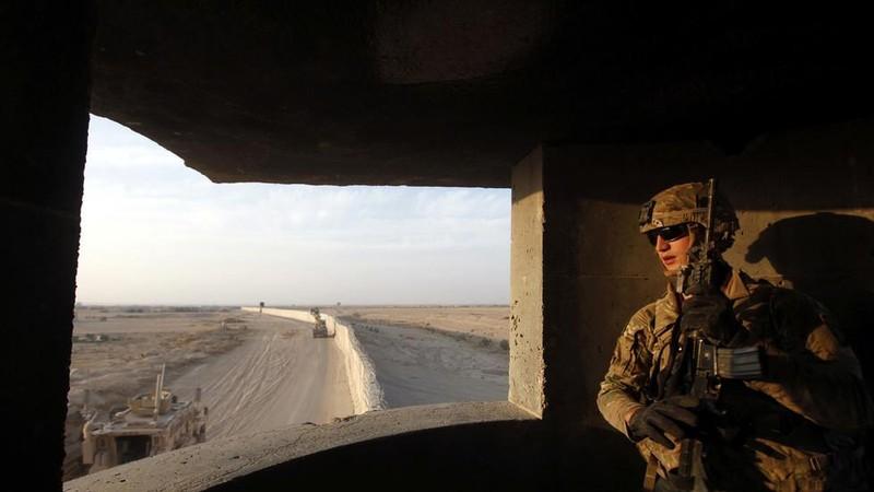 Tổng thống Iraq: Sẽ không để Mỹ sử dụng lãnh thổ tấn công Iran - ảnh 2