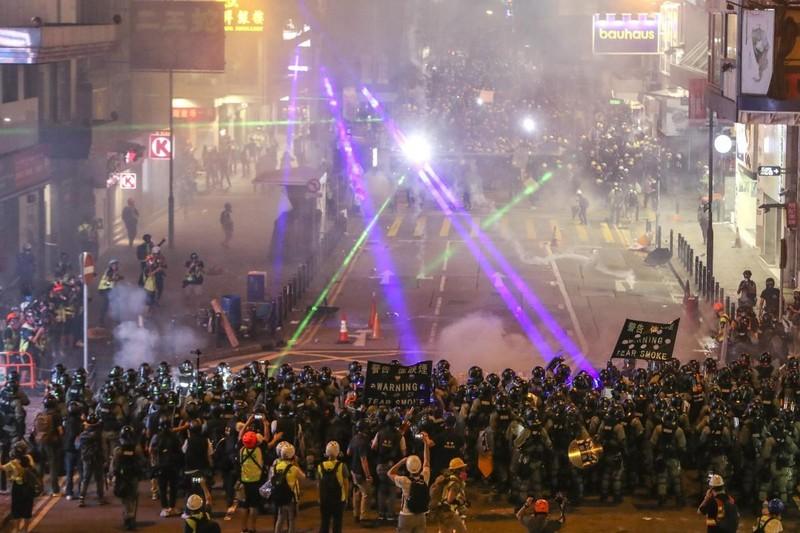 Giải mã biểu tình và đi tìm lời giải hòa bình ở Hong Kong - ảnh 1
