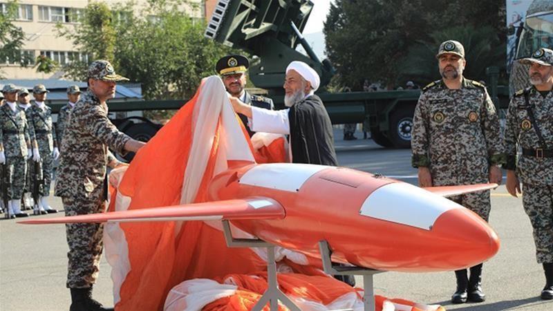 Giữa căng thẳng với Mỹ, Iran công bố UAV mới  - ảnh 1
