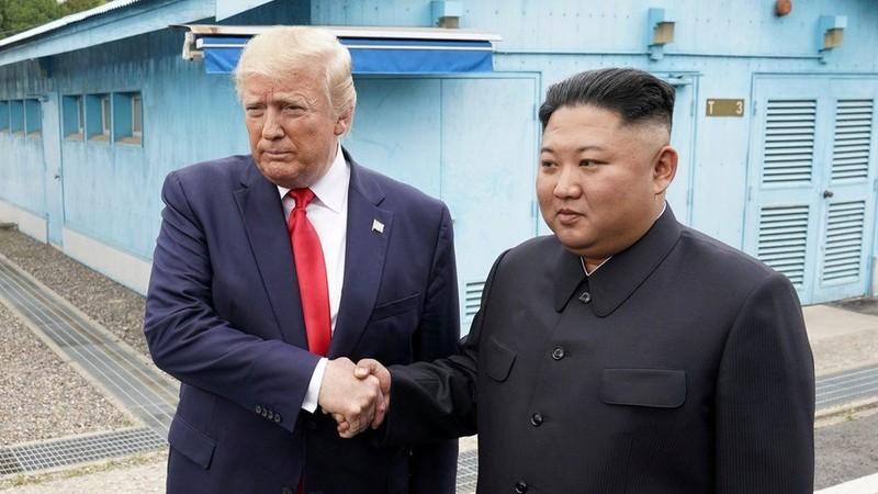 Hàn Quốc muốn sớm nối lại đàm phán Mỹ-Triều - ảnh 1