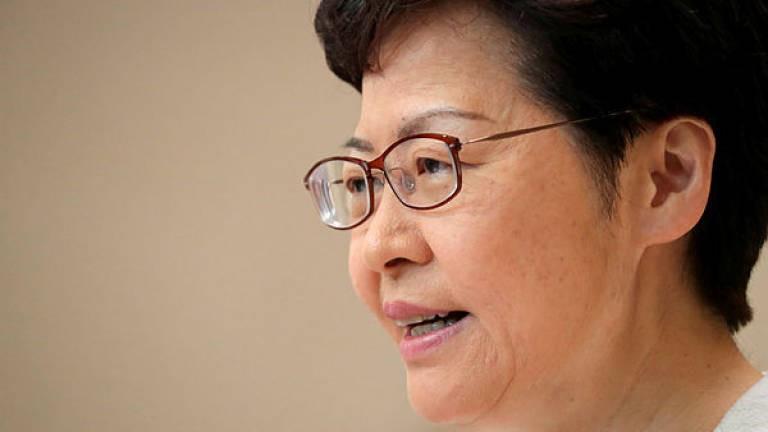Hong Kong: Thất bại bầu cử nhưng bà Lam không nhượng bộ  - ảnh 1