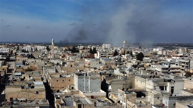 Syria đóng cửa không phận tây bắc, bao gồm điểm nóng Idlib - ảnh 1