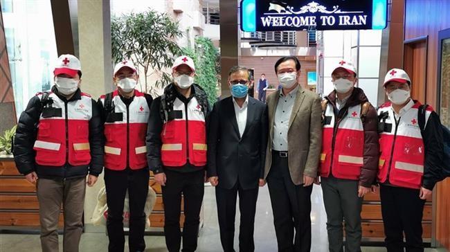 Chuyên gia Trung Quốc đến Iran hỗ trợ chống dịch COVID-19 - ảnh 1