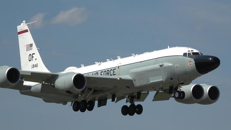 Mỹ điều máy bay do thám đến bán đảo Triều Tiên - ảnh 1
