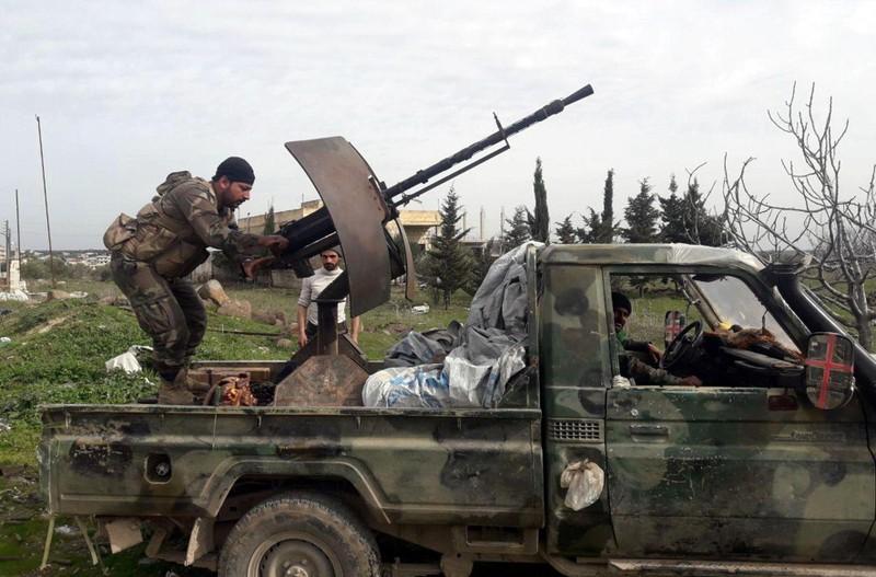 Đụng độ ác liệt bất chấp ngừng bắn ở Idlib, 15 người chết - ảnh 1