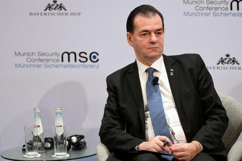 Thủ tướng Romania tự cách ly vì tiếp xúc nghị sĩ bị COVID-19 - ảnh 1