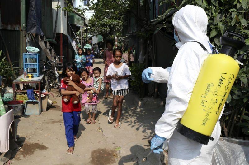 Campuchia sẵn sàng đạo luật ứng phó dịch COVID-19 - ảnh 1