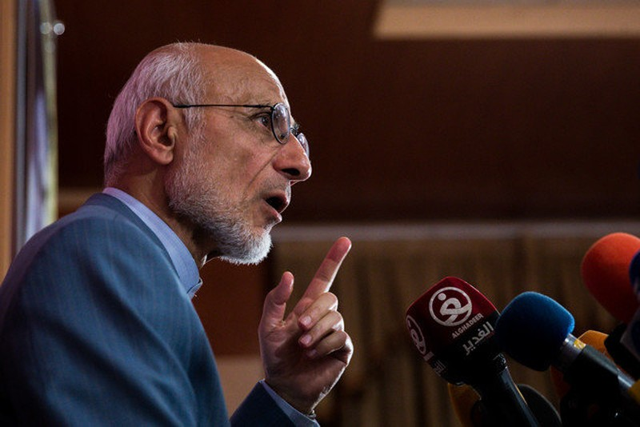 'Do lệnh trừng phạt, Iran không thể giúp Mỹ chống COVID-19' - ảnh 1