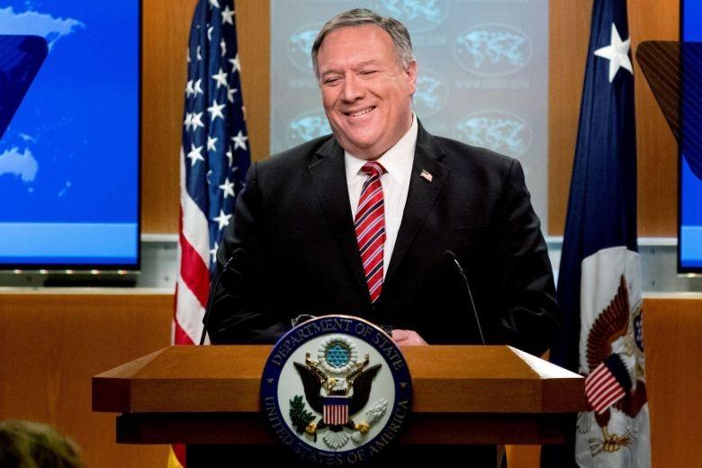 Ngoại trưởng Pompeo: Mỹ chưa nhìn thấy bóng dáng ông Kim - ảnh 1