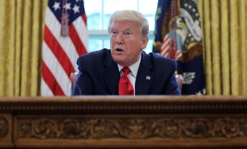 Ông Trump: Trung Quốc làm mọi thứ để tôi thua cuộc - ảnh 1