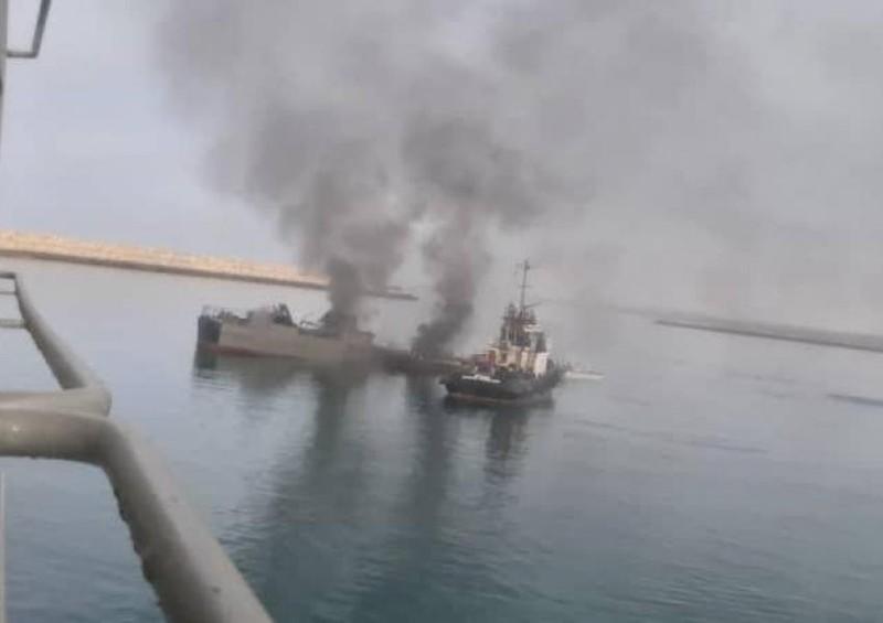 Quân đội Mỹ chia buồn với Iran về vụ 'tên lửa ta bắn tàu mình' - ảnh 1