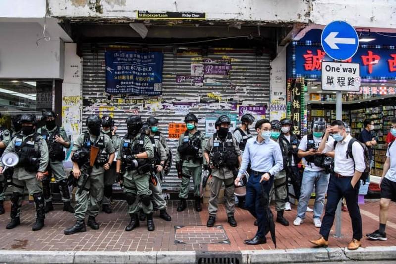 'Căng thẳng Mỹ-Trung về Hong Kong đe dọa kinh tế toàn cầu' - ảnh 1