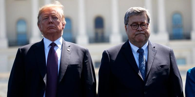 Bộ trưởng Mỹ bật lại việc ông Trump nói vào hầm để 'kiểm tra' - ảnh 1