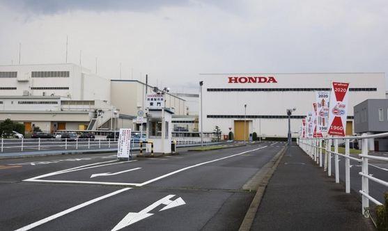Nổ ở nhà máy Honda tại Nhật Bản, 2 người bị phỏng nặng - ảnh 1