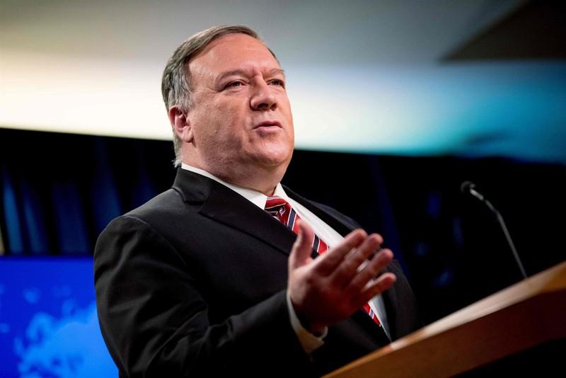 Ông Pompeo: Trung Quốc là 'thách thức gia tăng' cho Mỹ, Israel - ảnh 1