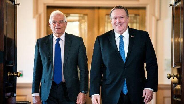 EU muốn đối thoại với Mỹ lập mặt trận chung chống Trung Quốc - ảnh 1