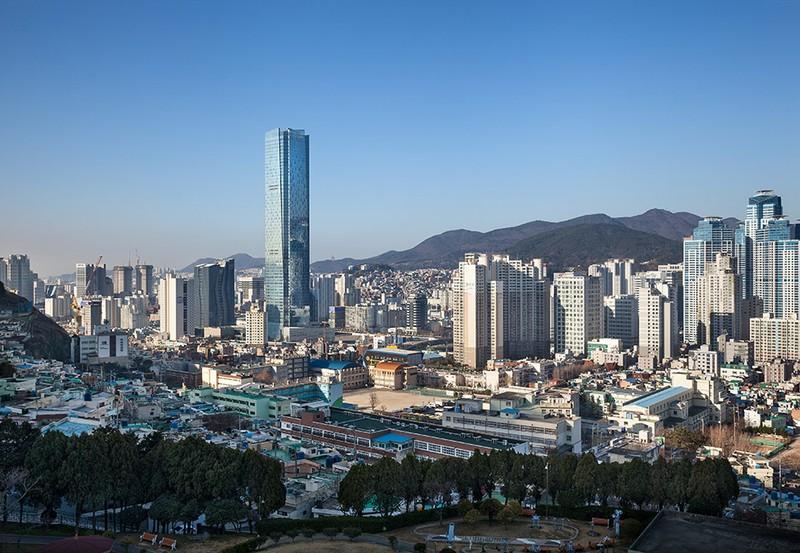 Busan muốn thay vị thế Hong Kong thời 'hậu' luật an ninh - ảnh 1