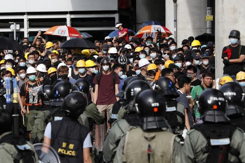 Trung Quốc phản ứng tuyên bố G7 về luật an ninh cho Hong Kong - ảnh 1