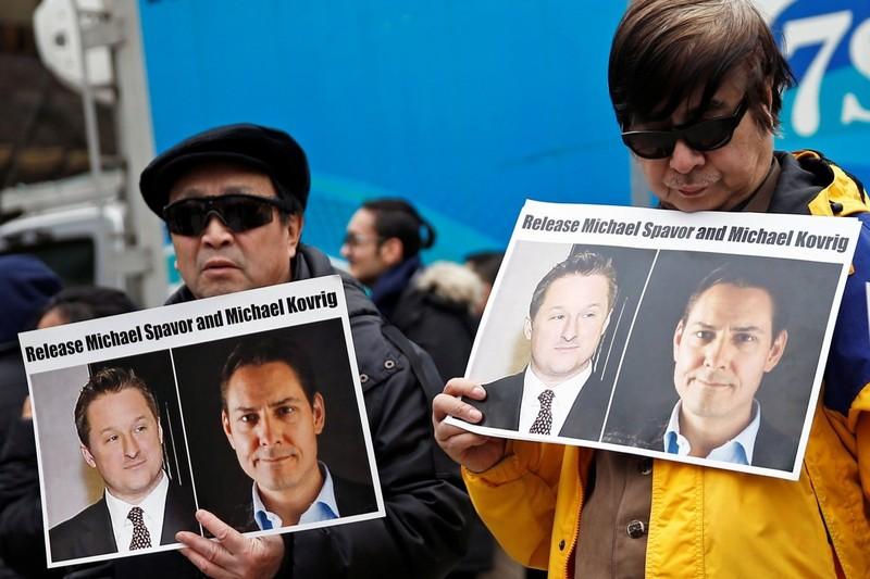 Bắc Kinh buộc tội 2 người Canada là gián điệp, chuẩn bị xét xử - ảnh 1