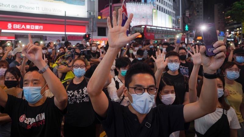Đài Loan mở văn phòng đặc biệt hỗ trợ người Hong Kong   - ảnh 1