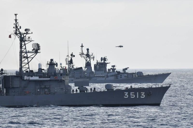 Đang căng với Trung Quốc, Ấn Độ 'diễn tập thiện chí' với Nhật  - ảnh 1