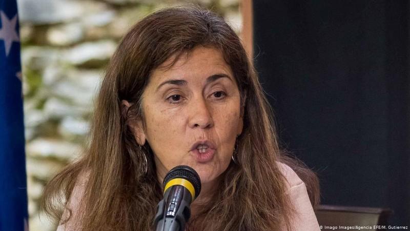Quan chức Caracas bị cấm vận, ông Maduro trục xuất đại sứ EU  - ảnh 1
