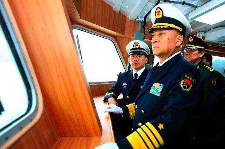 Trung Quốc kiểm tra 'trách nhiệm kinh tế' cựu tư lệnh hải quân - ảnh 1